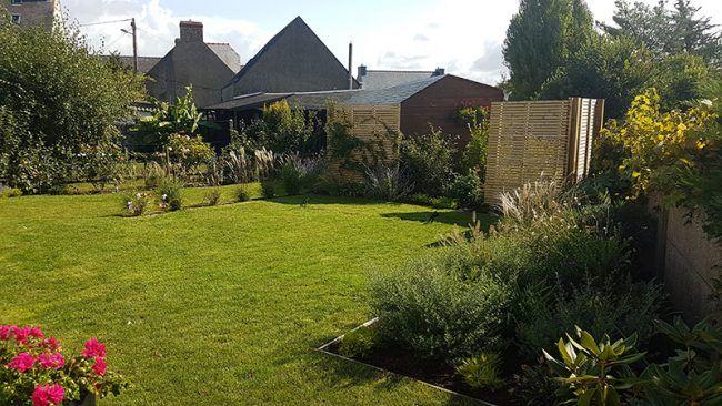 Aménagement de jardin - Morbihan